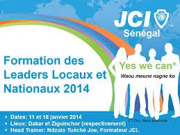 JCI : Rentrée solennelle nationale du mandat 2014 ce samedi au CESAG