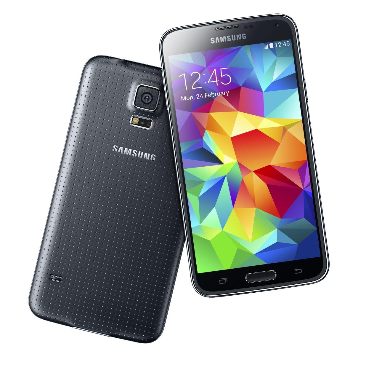 Mobile World Congress : le Galaxy S5 étonne... par sa simplicité