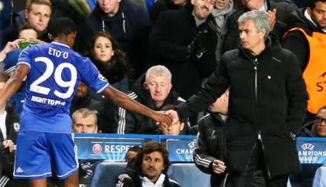 Eto'o répond à Mourinho