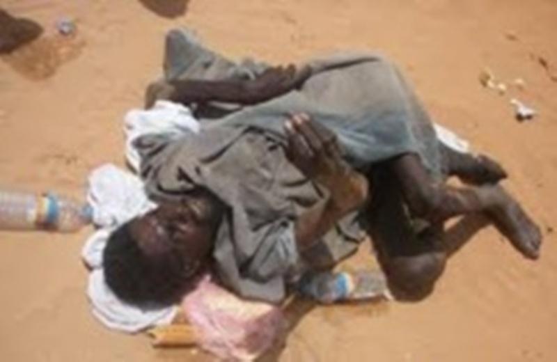 Kinzambougou-Tambacounda: voulant se suicider, un malade mental se coupe une partie de la gorge