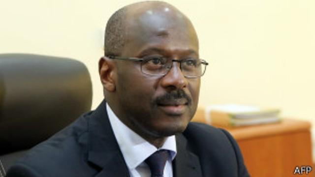 Le premier ministre malien Oumar Tatam Ly