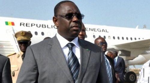 Le président Sall au Cap Vert