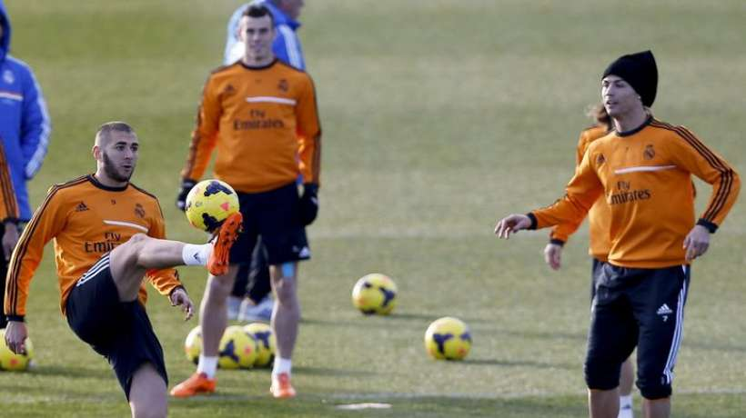 Real Madrid : les statistiques hallucinantes du trio Bale-Benzema-CR7