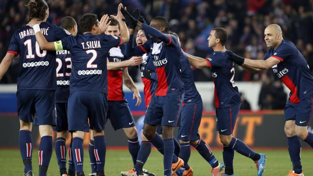 Ligue 1. Paris s'impose sans forcer face à l'OM