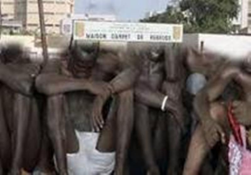 Le rapport des américains secoue les prisons sénégalaises: grève de la faim à Rebeuss, les gardes pénitentiaires pestent