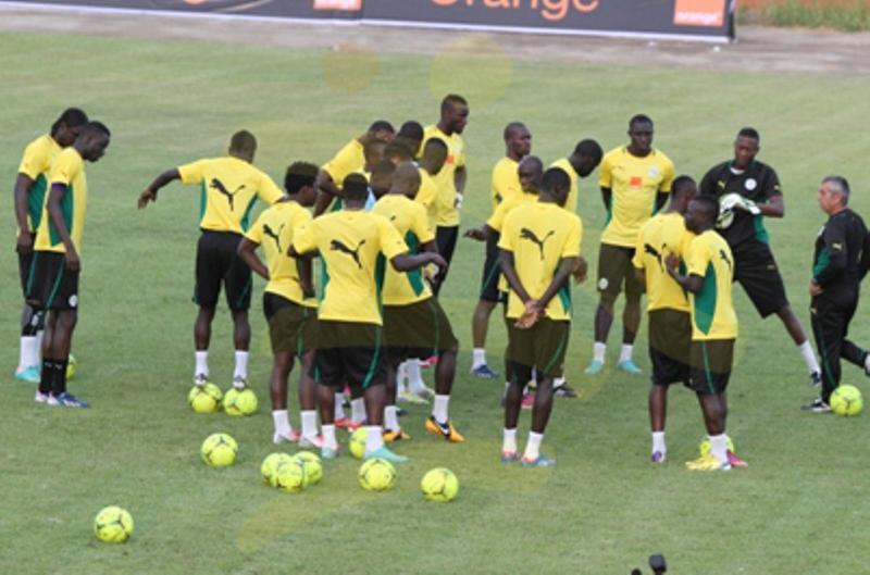 Amical Sénégal-Mali à 18 heures: Les « Lions » prêts à rugir