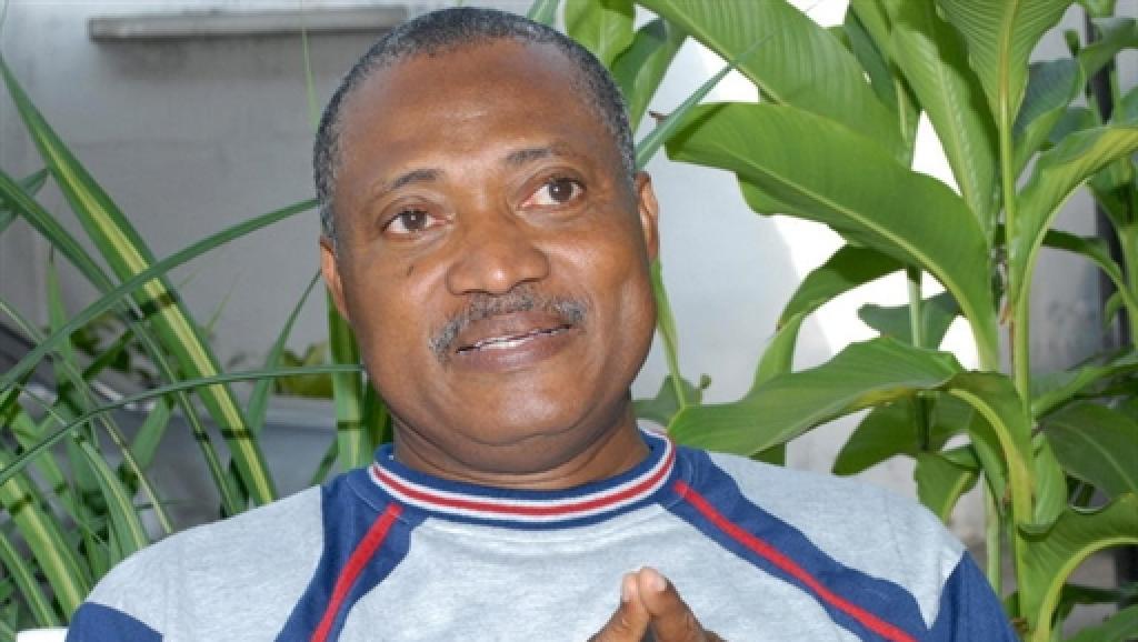 Le leader de l'Alliance nationale pour le changement (ANC), Jean-Pierre Fabre.