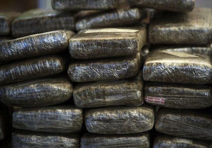 Pénurie de Yamba en vue dans la banlieue: la police saisit 1,5 tonne de chanvre indien