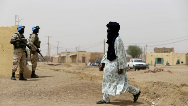 Mali: Kidal sous tension après des tirs contre un cadre du MNLA