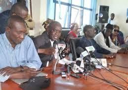 Réunion comité directeur PDS du 6 mars : Oumar Sarr et Cie se penchent sur la situation nationale et la vie de leur parti