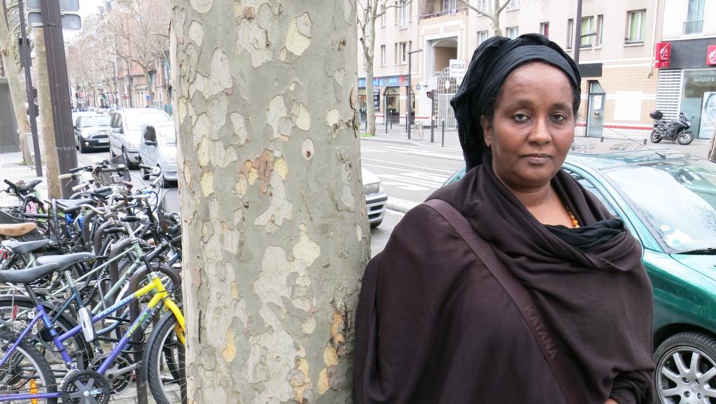 Aïcha Dabale: «Le combat pour la dignité de la femme n'est nulle part gagné d'avance.» Tirthankar Chanda/RFI