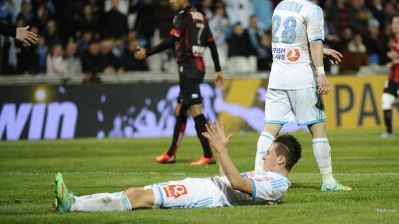 Ligue 1: Marseille a peut-être laissé filer le podium