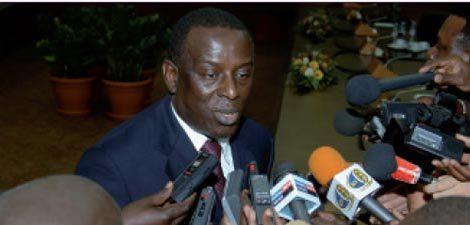 Cheikh Tidiane Gadio nommé envoyé spécial de l'OCI en Centrafrique
