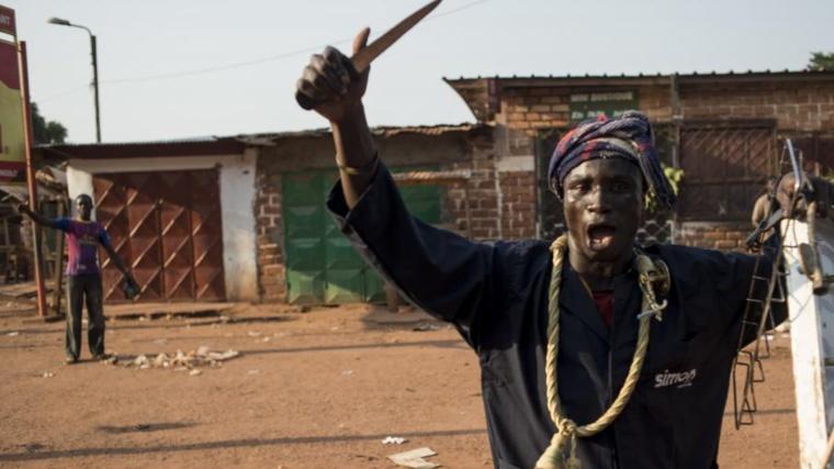 RCA : Deux femmes peuls enterrés vivantes par les Anti-Balaka