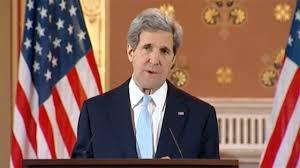 """Crimée : discussions """"cruciales"""" entre Kerry et Lavrov"""