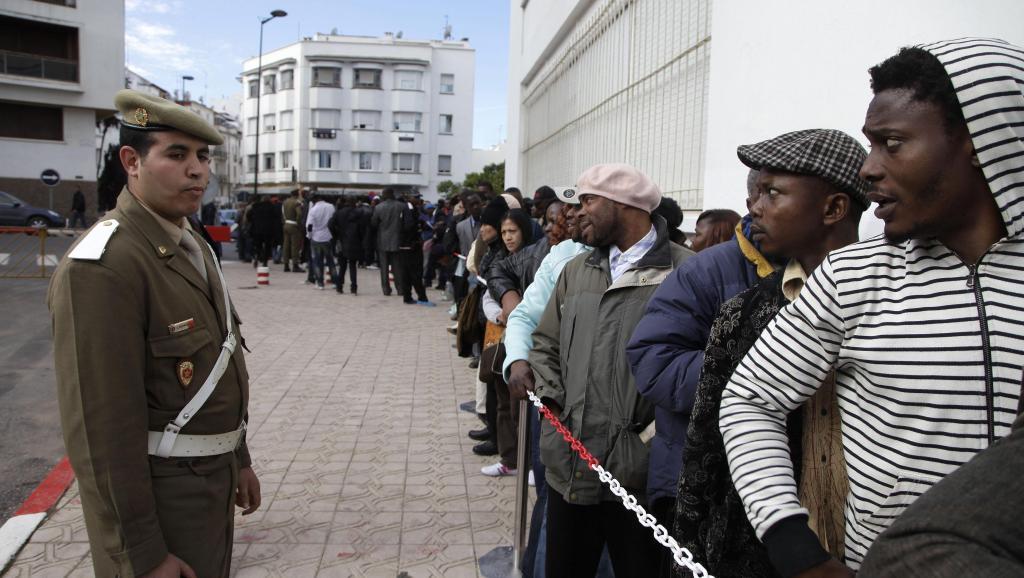 Régularisation des sans-papiers au Maroc: un premier bilan mitigé
