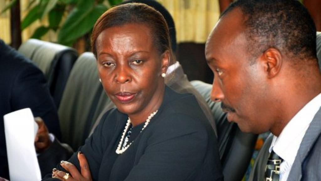 Le Parti démocratique vert souhaite que Louise Mushikiwabo (photo), la chef de la diplomatie rwandaise, vienne s'expliquer devant le Parlement.
