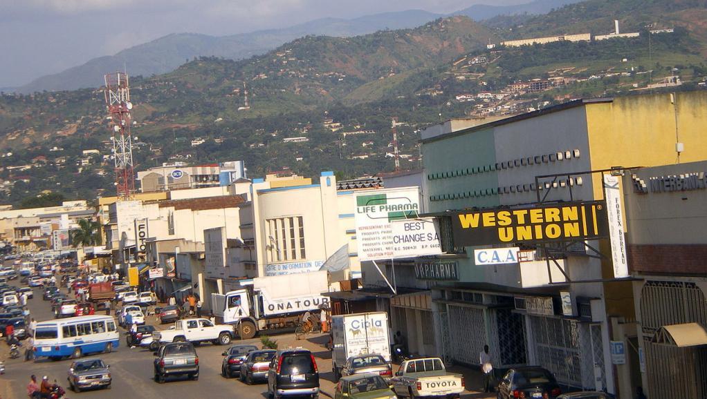 La capitale du Burundi, Bujumbura. Mheidegger (Hubert Schonberg)/CC/Wikimedia Commons