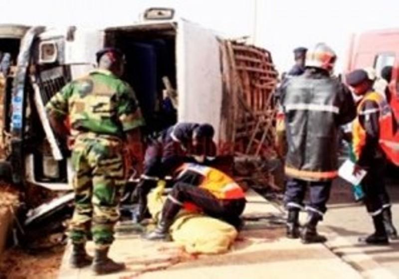 Grave accident à Rufisque : Cinq blessés dont un apprenti chauffeur qui a perdu ses deux jambes
