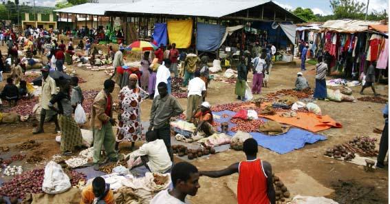 L'Afrique championne du commerce en détail et le Rwanda mène la danse