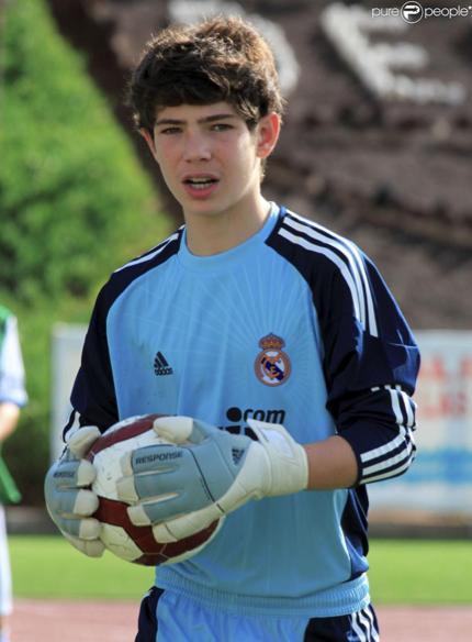 Zinédine Zidane : Luca, l'autre fils prodigue de l'ancienne star tricolore