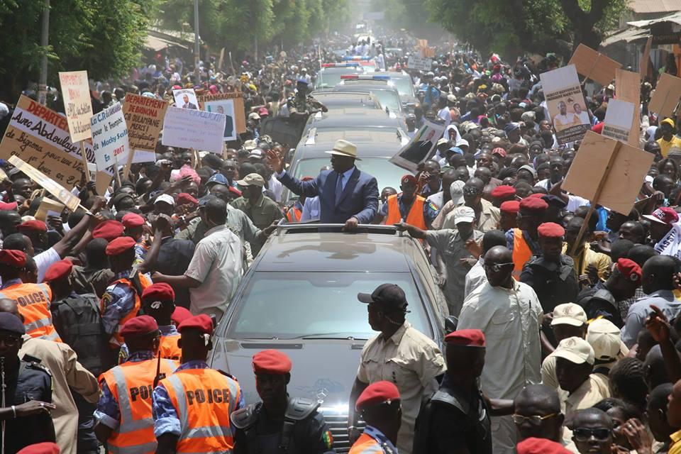 Casamance : Macky accélère la cadence vers la paix