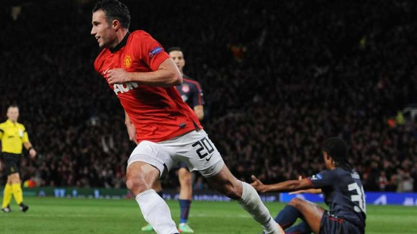 Man Utd : coup dur pour van Persie !