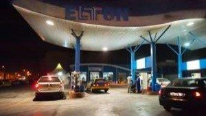 Braquage à Fatick : 7 individus armés bastonnent le vigile de la station Elton et emportent le coffre fort