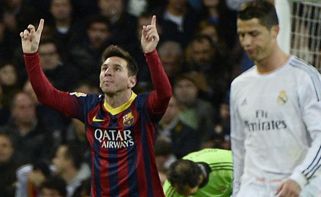 Espagne - 29e j. Le Barça et Messi au-delà du Real