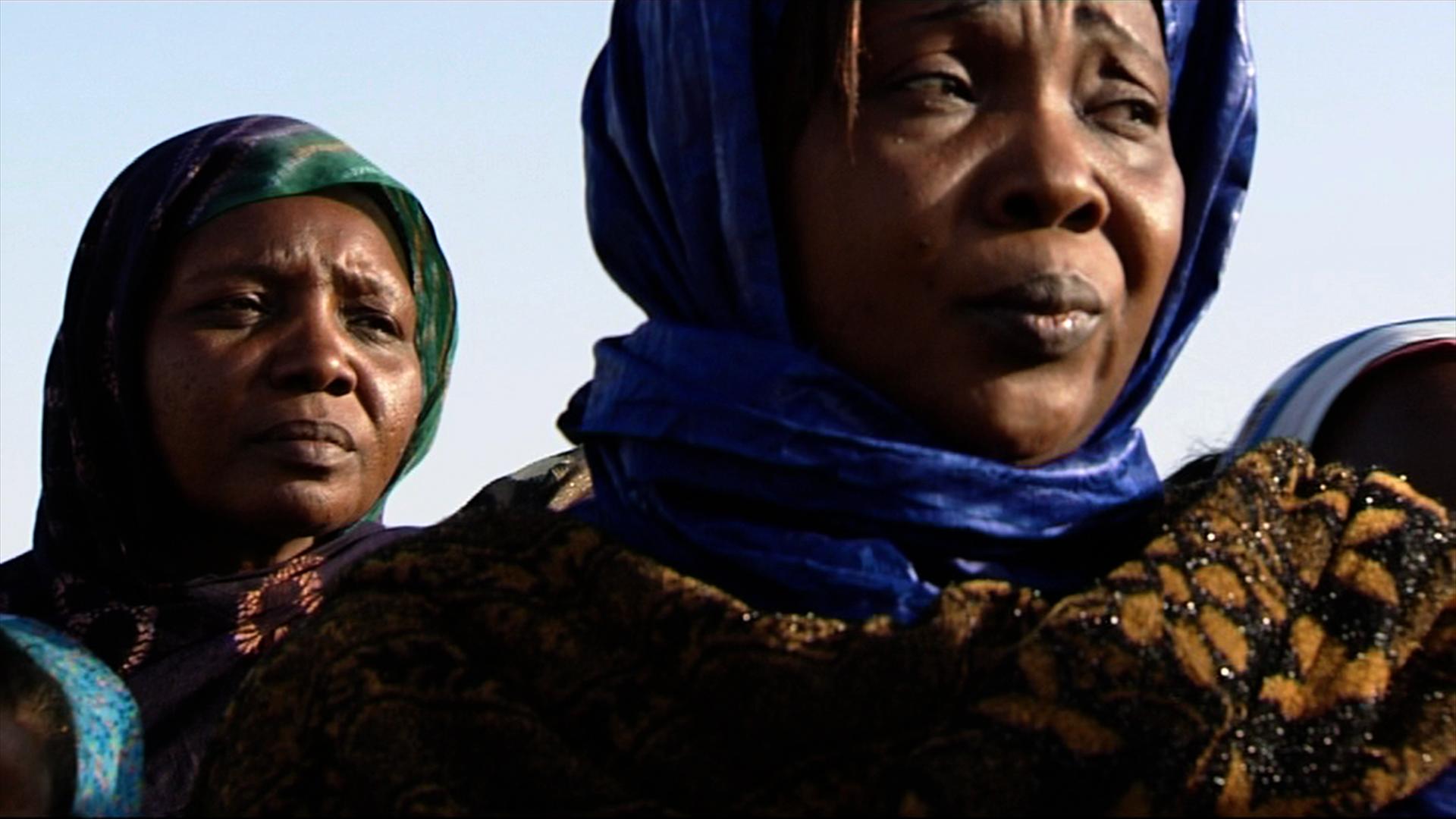 Des femmes supposées victimes du régime de Habré (Photo archive)
