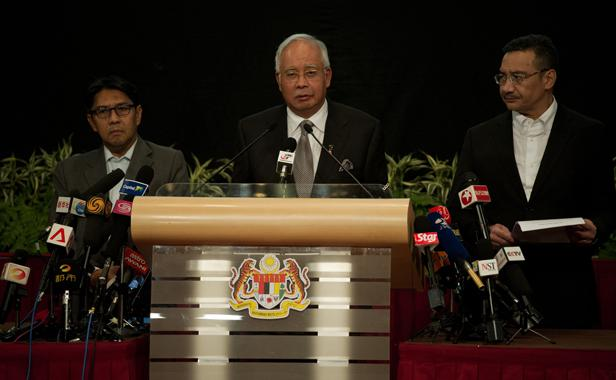 Le vol MH370 de la Malaysia Airlines s'est écrasé dans l'océan Indien