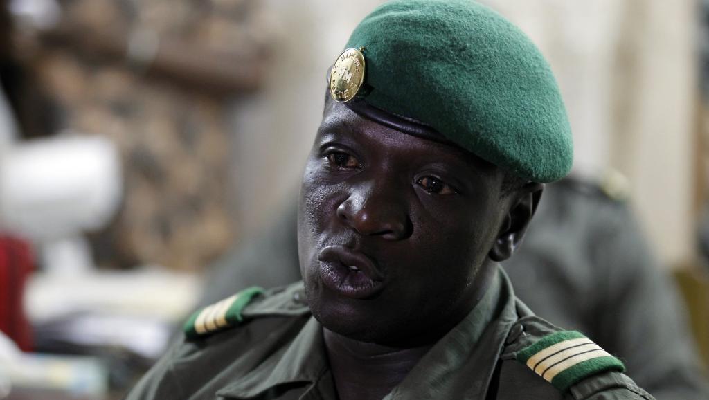 Fin de la grève de la faim du chef de l'ex-junte malienne Sanogo