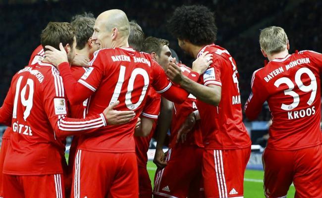 Le Bayern, champion record !