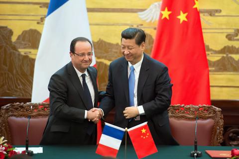 Lyon : Xi Jinping sur la route de la soie