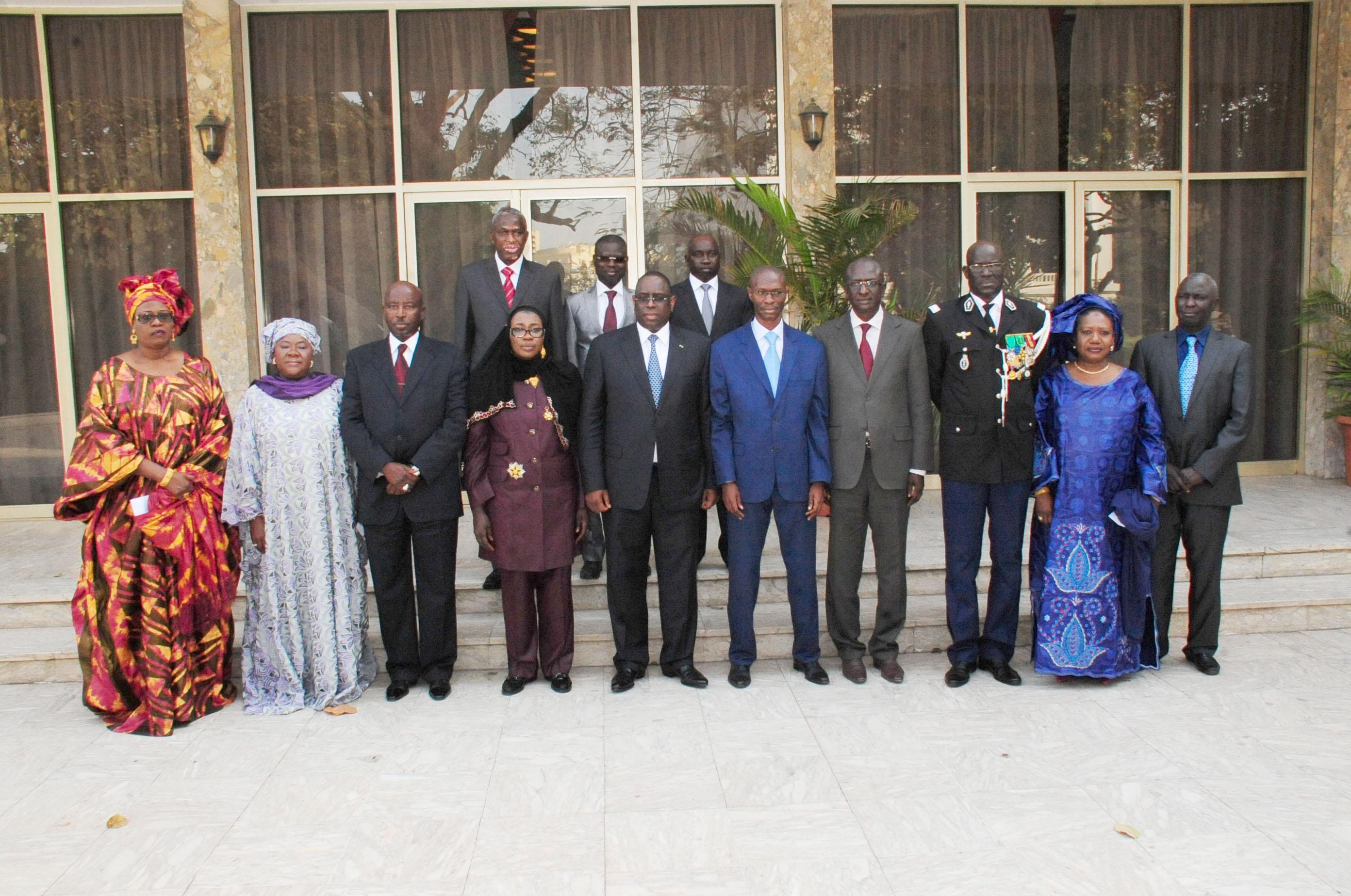 Lutte contre la Fraude et la corruption-le président Sall arme Nafi Ngom Keïta et Cie : « Je compte sur chacun de vous »