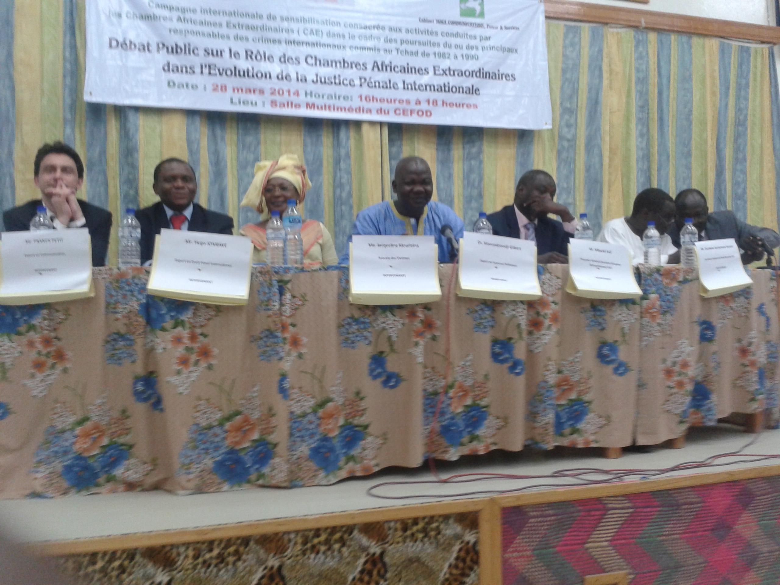 Affaire Habré : les véritables raisons de la constitution de partie civile de l'Etat Tchadien