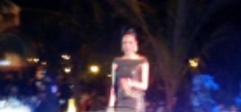 Miss Sénégal 2014 :Anna Diouf, candidate de Thiès sacrée