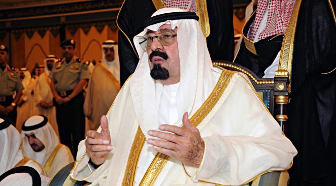 Le roi Abadallah Crédit Reuters