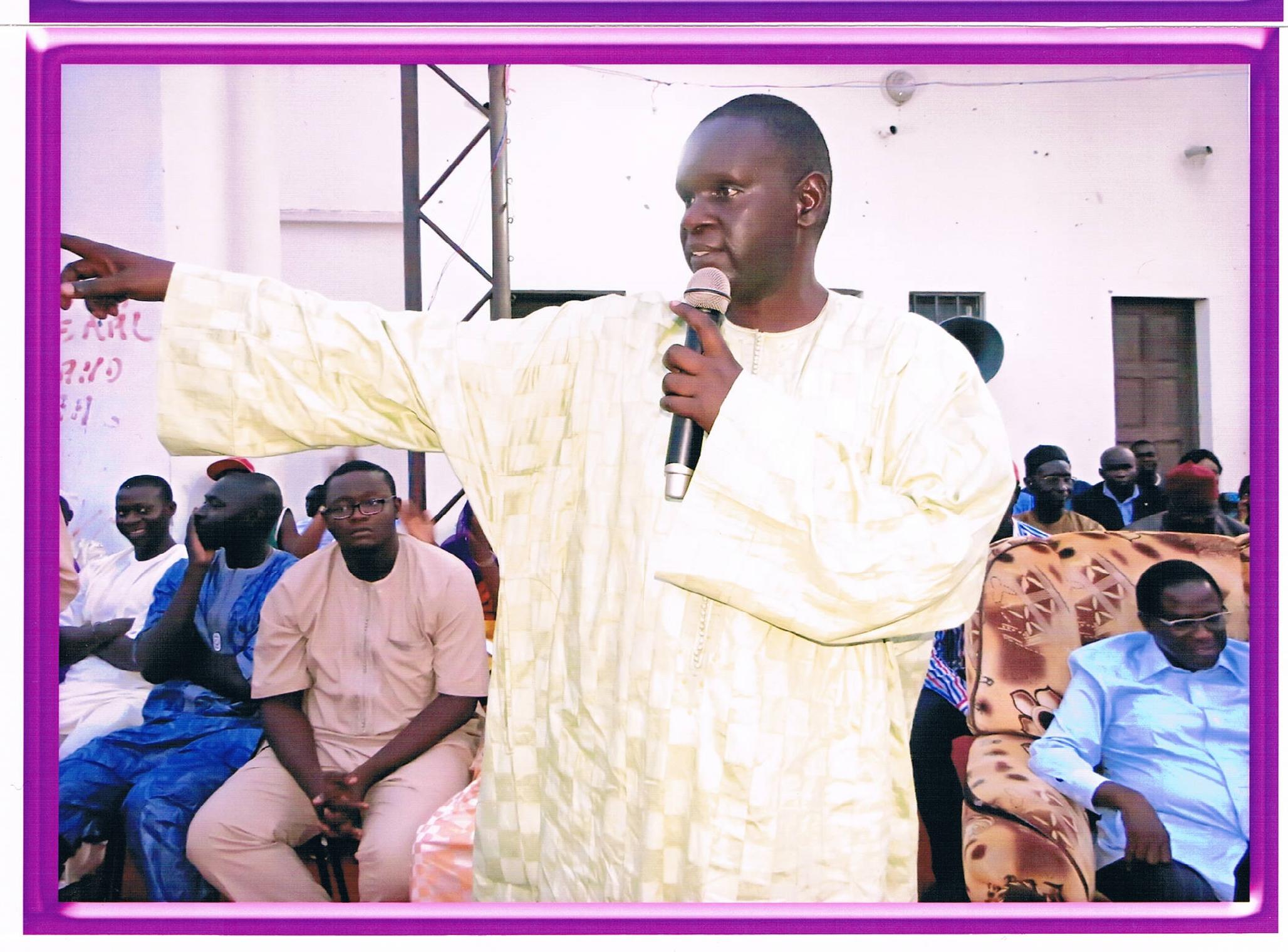 Thiés : Ibrahima wade, un sénégalais de la diaspora de Belgique à la conquête de la maire de Thiès-nord