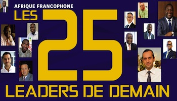 ÉCONOMIE Afrique francophone : les 25 leaders de demain