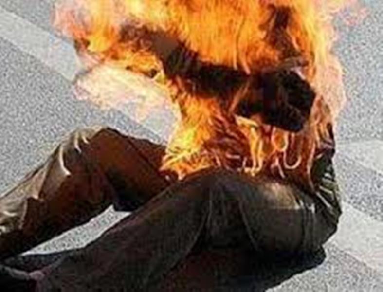 Guinguinéo-Kaolack: Massaër Goumbala,  48 ans s'immole par le feu