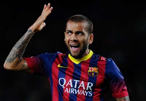 Barça, Alves veut changer les règles du Ballon d'Or
