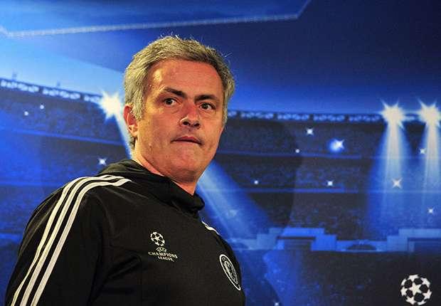 Ligue des champions: Chelsea, Mourinho confiant avant de jouer face au PSG