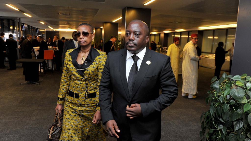 Le président Joseph Kabila a promulgué la loi d'amnistie en février dernier. AFP PHOTO