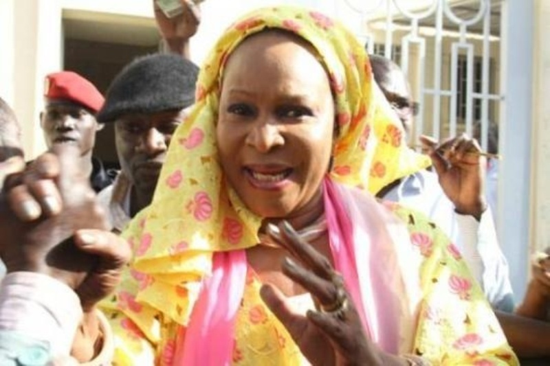 Liberté provisoire : Aïda Ndiongue devant la Chambre d'accusation ce mardi, ses avocats menacent
