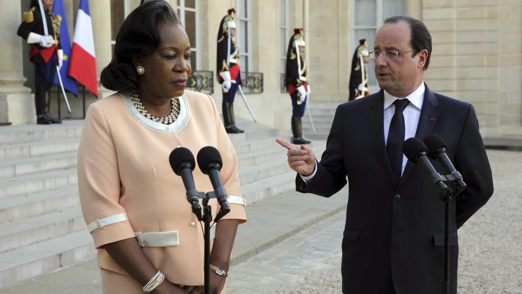 La présidente par intérim de la RCA Catherine Samba-Panza, doit être au coeur d'une rencontre, en marge du sommet, consacrée à la Centrafrique.