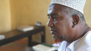 Abubaker Shariff Ahmed était plus connu sous le nom de Makaburi