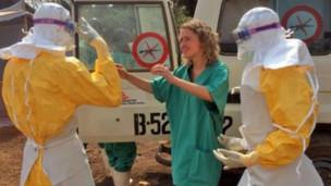 a Guinée et le Liberia restent en alerte à propos du virus Ebola.