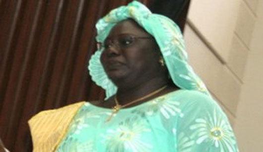 Locales 2014 : candidate du PVD, Sokhna Dieng Mbacké à l'assaut de Dakar