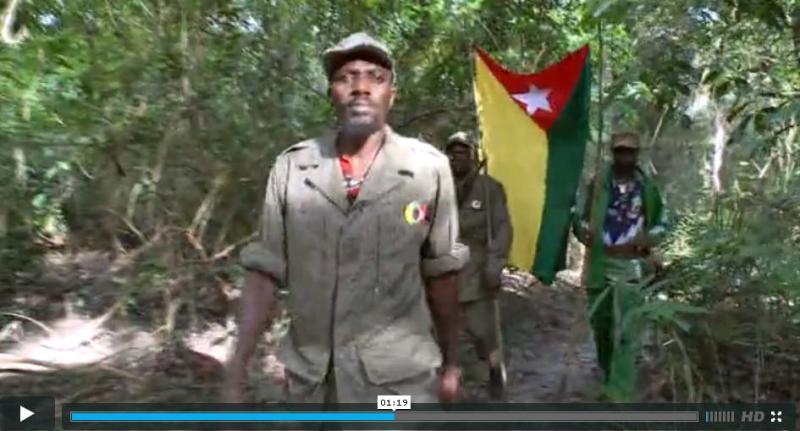 Rapport explosif sur la Casamance: les américains instrumentalisent César Atoute Badiate et Cie pour obtenir des bases militaires